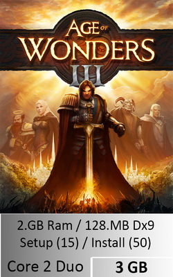Age of Wonders III  [ 3 GB ]
